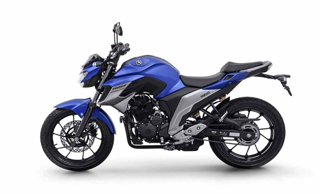Yamaha Fz25 Could Get Abs In India Next Year Gaadiwaadi