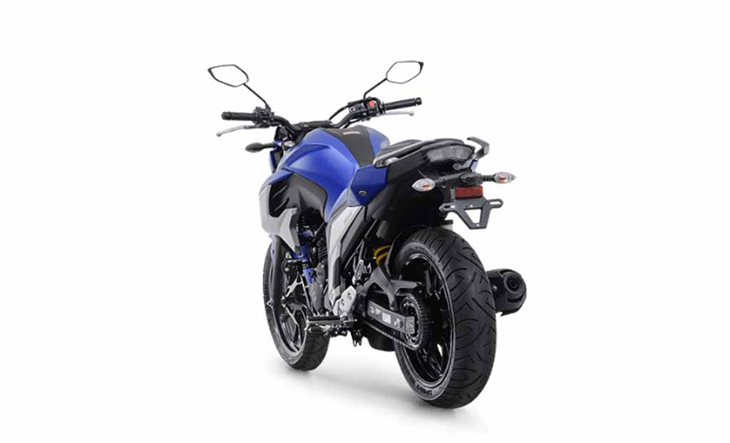 Yamaha FZ25 Could Get ABS In India Next Year