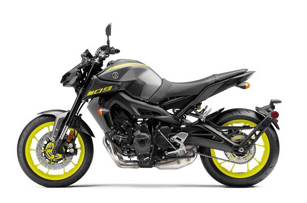 Yamaha MT-09 2018 - Price, Mileage, Reviews, Specification