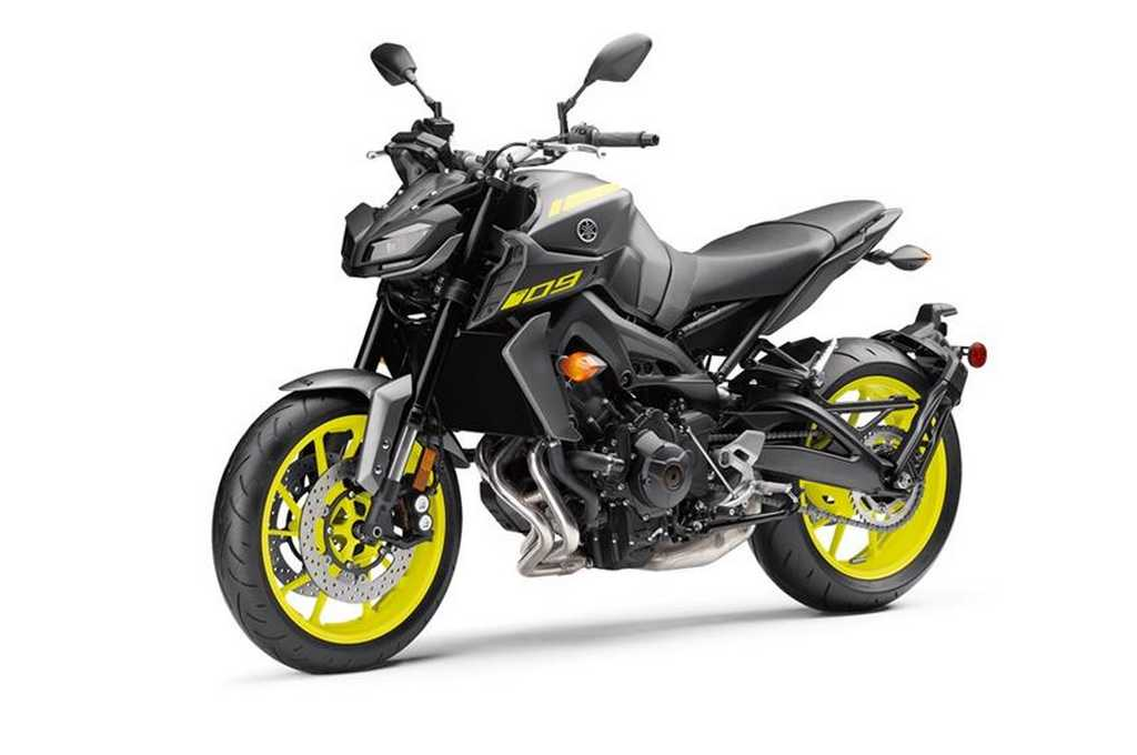 2018 yamaha mt 09 launched in india price engine specs for Yamaha mt 9