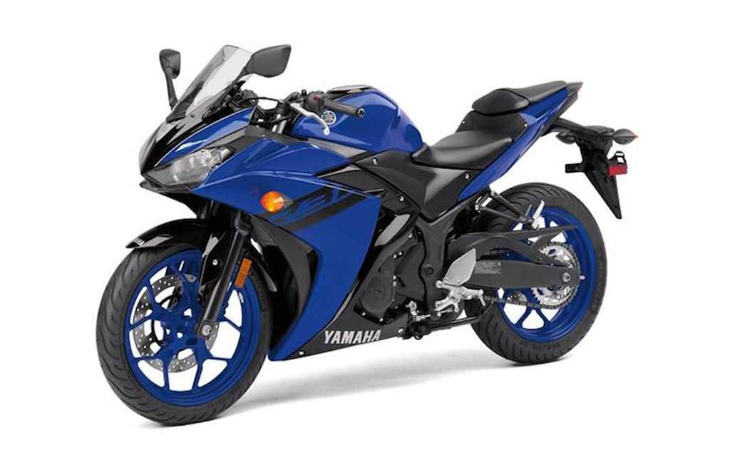2018 yamaha yzf r3 india launch price engine specs features. Black Bedroom Furniture Sets. Home Design Ideas