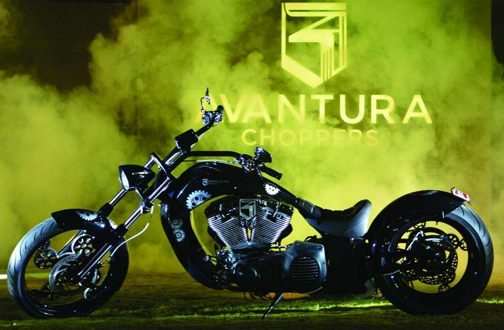 Avantura Enters India By Launching Rudra And Pravega Choppers 6