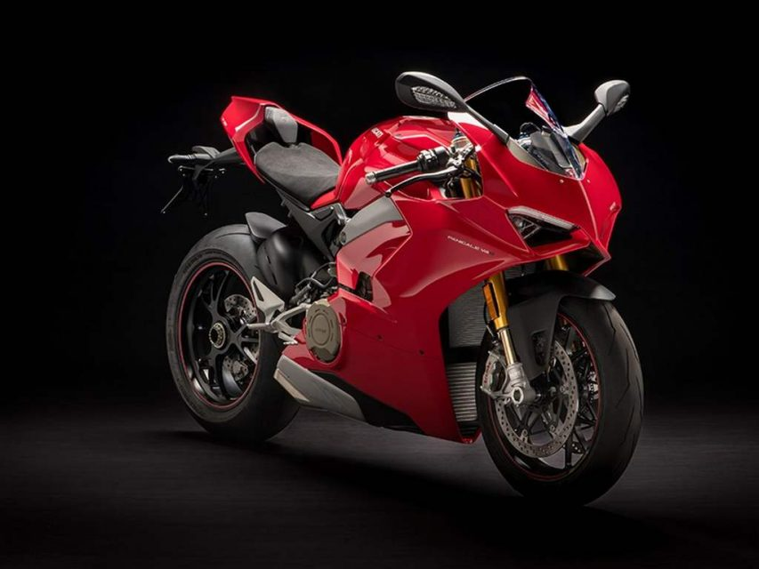 Ducati Panigale V4 Superbike Revealed - Price, Engine, Specs, Features, Performance 7