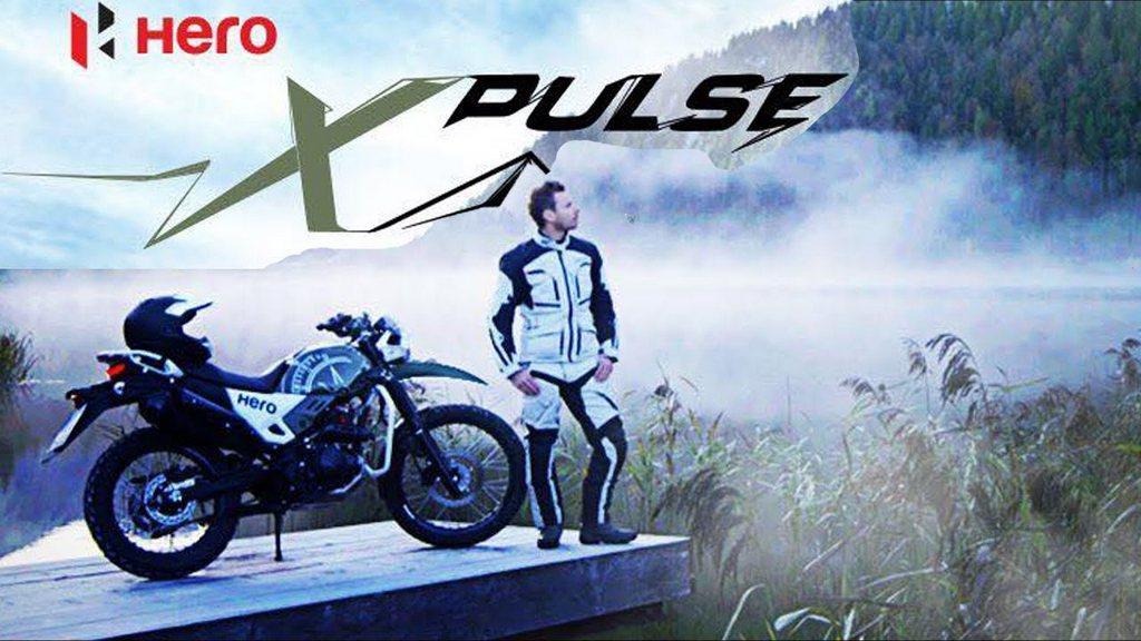 Hero XPulse India Launch, Price, Engine, Specs, Features, Top Speed, Mileage 3