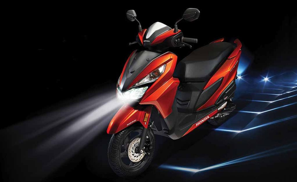 India Contributes 32% Of Honda Two-Wheeler's Total Global Sales