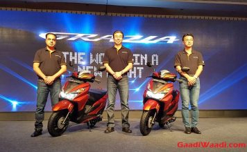 Honda Grazia Urban Scooter Launched In India - Price, Engine, Specs, Features