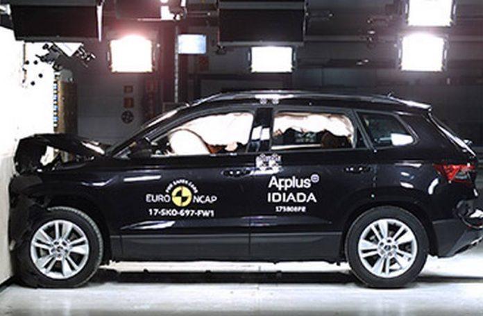 India-Bound Skoda Karoq Achieves 5 Stars In Euro NCAP Crash Tests