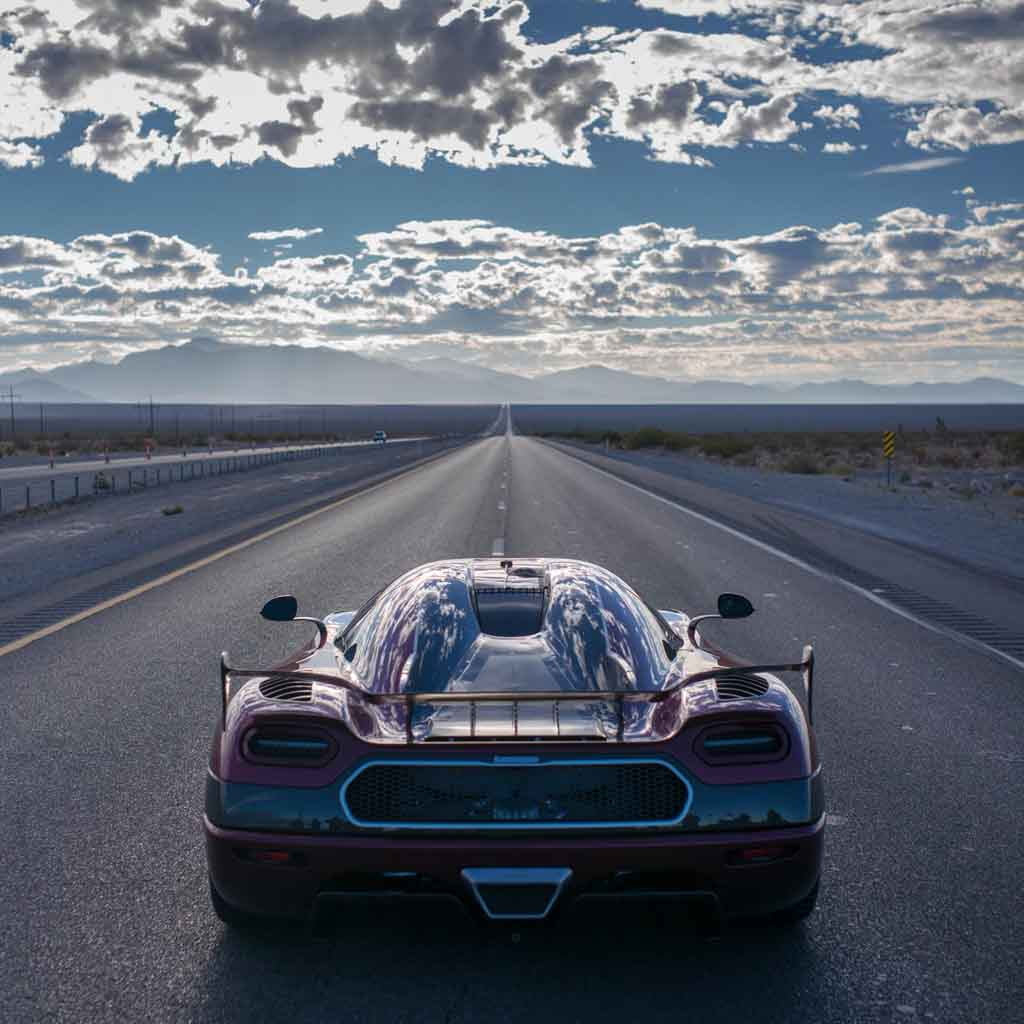 Koenigsegg Agera Rs 1: Koenigsegg Agera RS Becomes Fastest Production Car In The