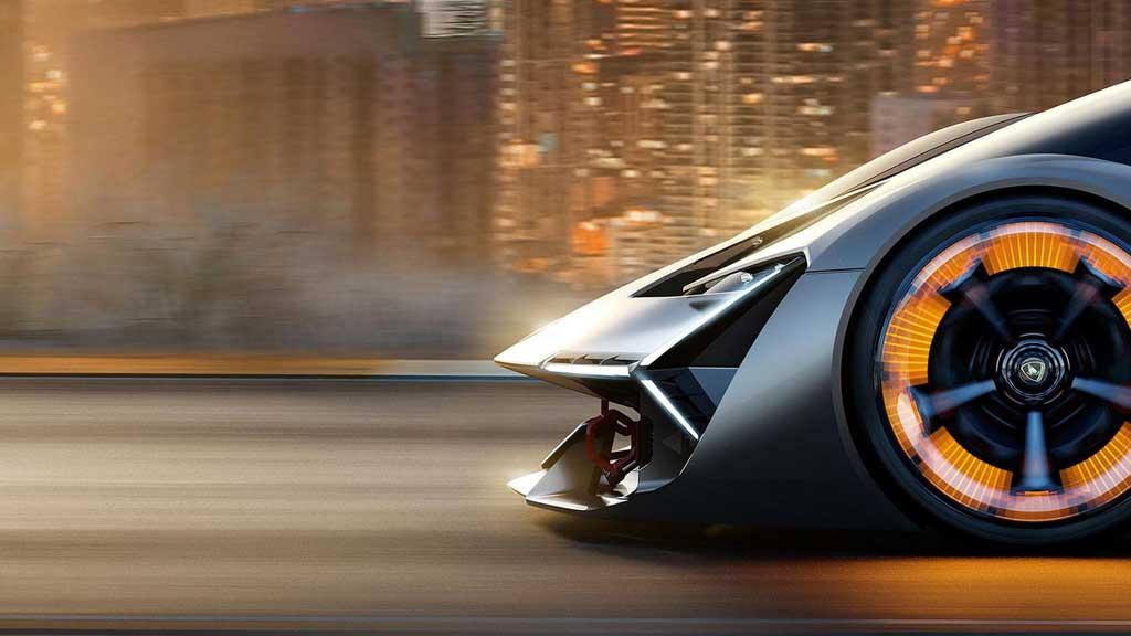 Lamborghini Reveals Terzo Millenio Ev Supercar Concept