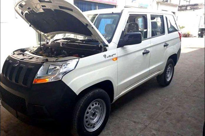 Mahindra TUV300 Plus