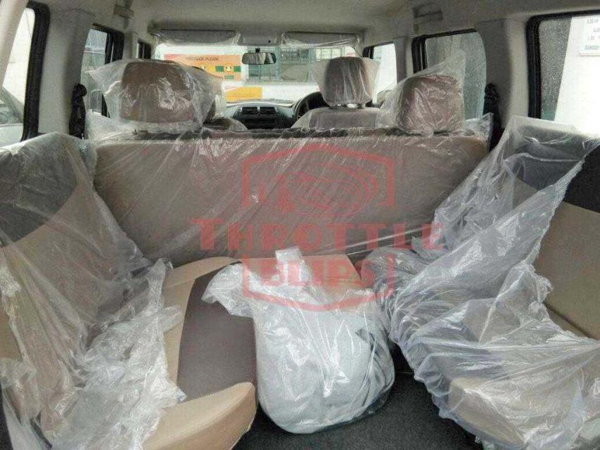 Mahindra TUV300 Plus Interior 1