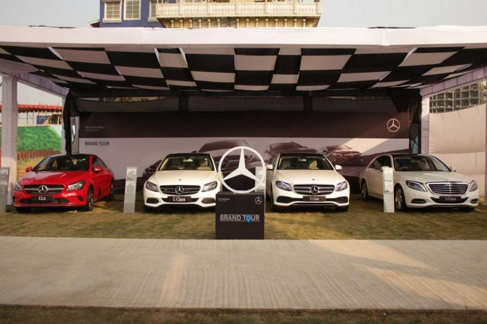 'Mercedes-Benz Brand Tour' Announced To Connect New Customers
