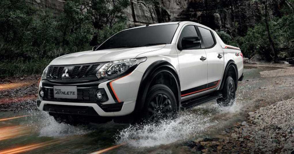 Mitsubishi Triton Athlete Unveiled - Price, Engine, Specs, Interior, Features