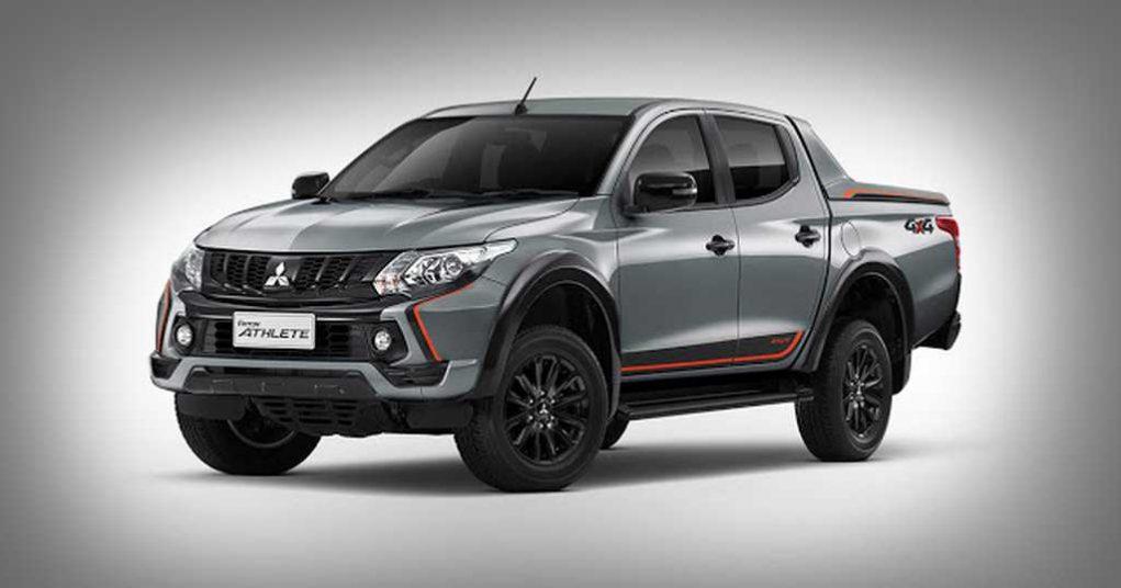 Mitsubishi Triton Athlete Unveiled - Price, Engine, Specs, Interior, Features 3
