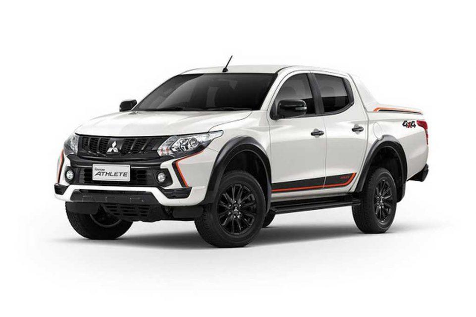 Mitsubishi Triton Athlete Unveiled - Price, Engine, Specs
