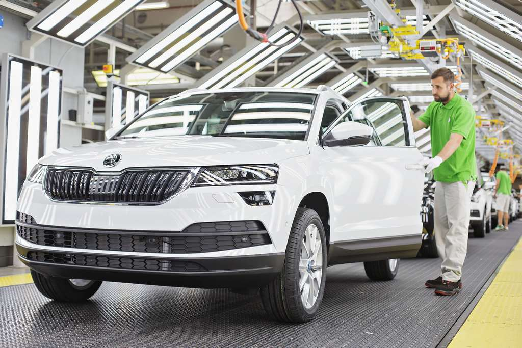 One-million-ŠKODA-vehicles-already-produced-in-2017
