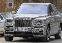 Rolls-Royce Cullinan SUV Launch, Price, Engine, Specs, Features, Interior 1