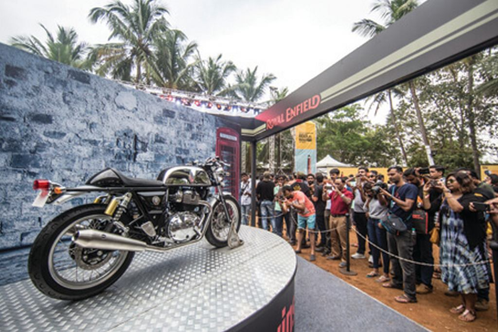 Royal Enfield Continental Gt 650cc Launch Price Engine Specs Pics