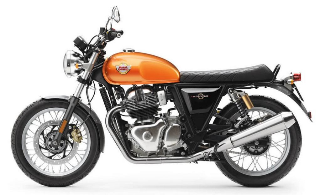 Royal Enfield Interceptor 650 India Launch, Price, Engine, Specs, Features, Top Speed, Mileage 2