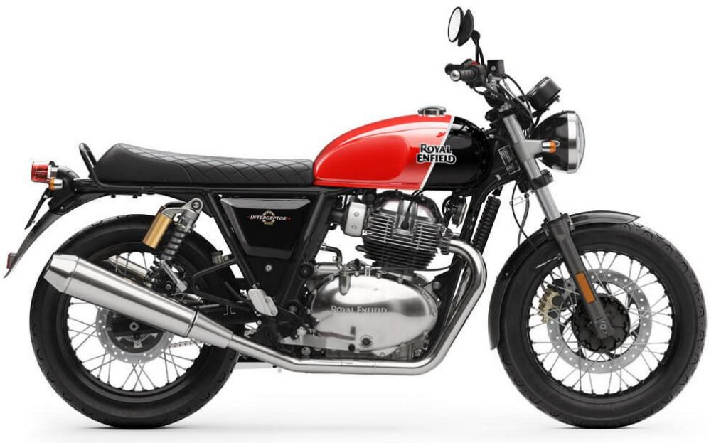 Royal Enfield Interceptor 650 India Launch, Price, Engine, Specs, Features, Top Speed, Mileage 3