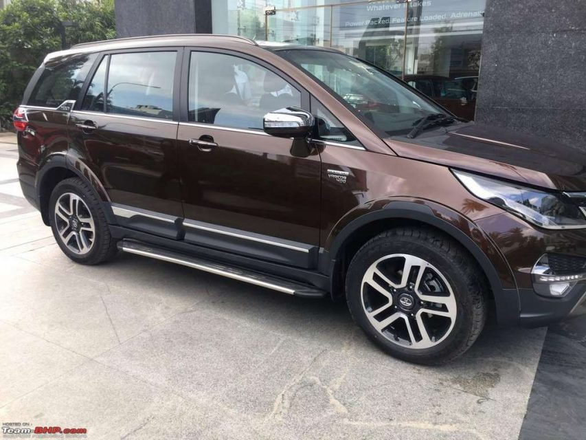 Tata Hexa Downtown Urban Edition India Launch, Price, Engine, Specs, Interior, Features 13