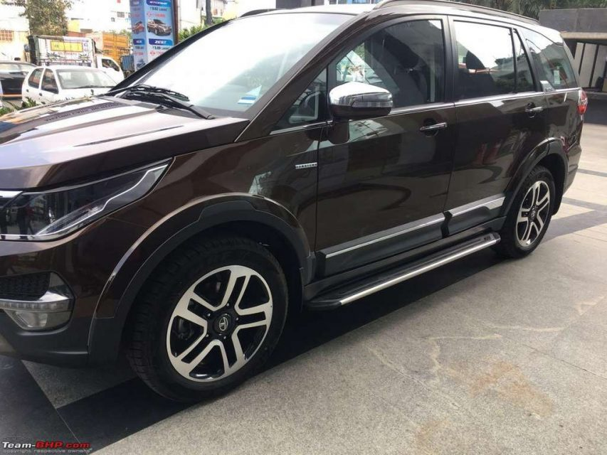 Tata Hexa Downtown Urban Edition India Launch, Price, Engine, Specs, Interior, Features 14