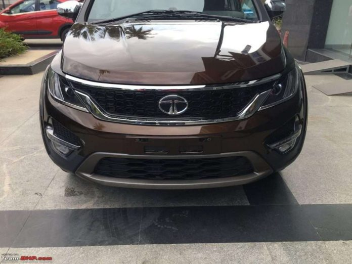 Tata Hexa Downtown Urban Edition India Launch, Price, Engine, Specs, Interior, Features 9