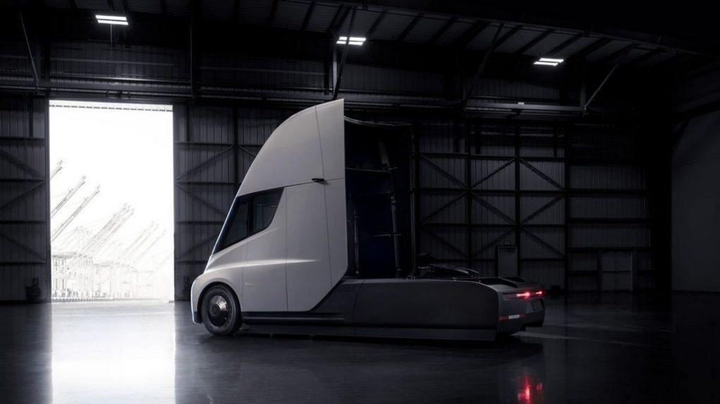 Tesla Semi Truck Revealed, Price, Specs, Features, Range, Top Speed 3