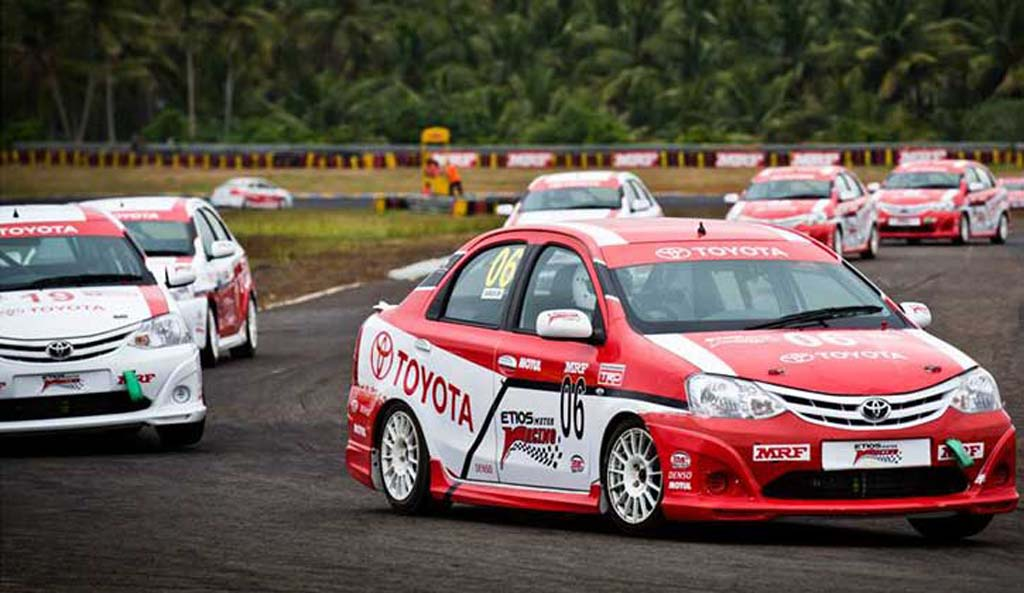 Toyota To Compete In Indian National Rally Championship