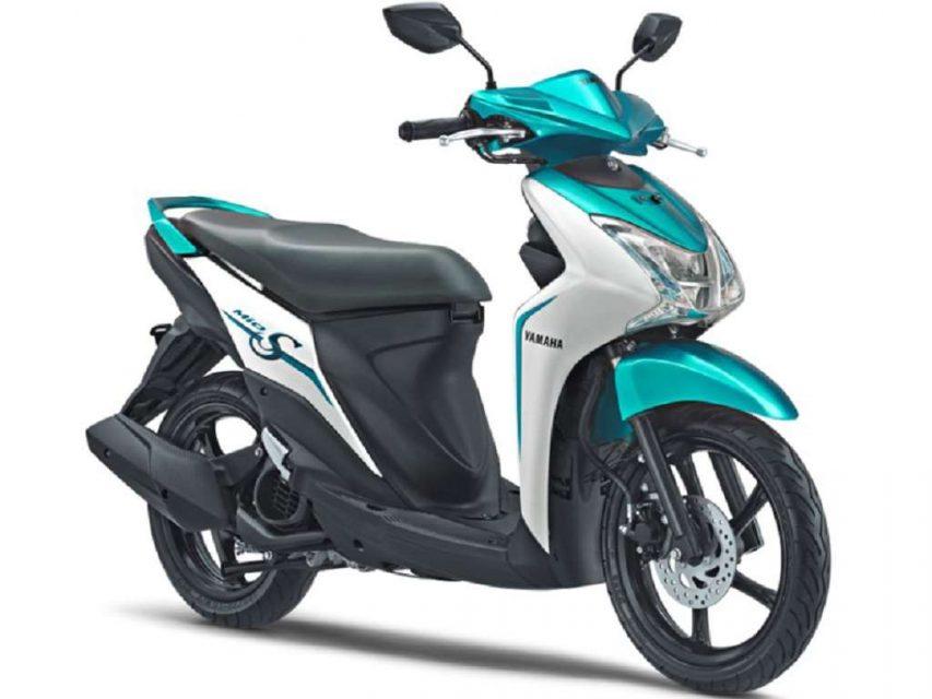 Yamaha Mio S Scooter