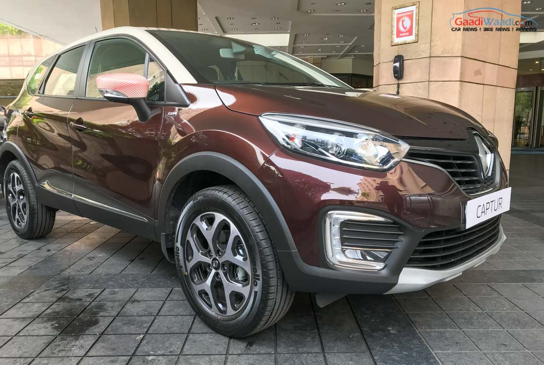 Explore the renault captur suv in hd images for Renault captur grigia