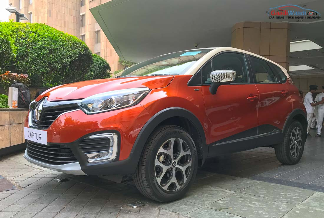 Renault Captur Sales Down By 76%, Just 103 Units Sold Last Month