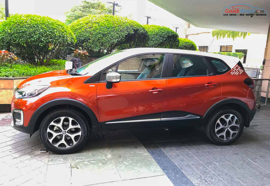 Renault Captur Discontinued In India Just After 3 Years Of Launch