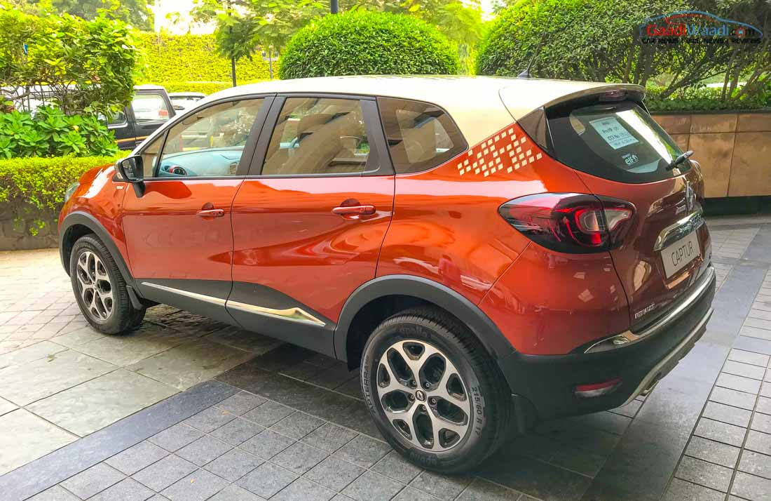 Diamond Auto Sales >> Renault Kaptur (Captur) India Price, Booking, Engine ...