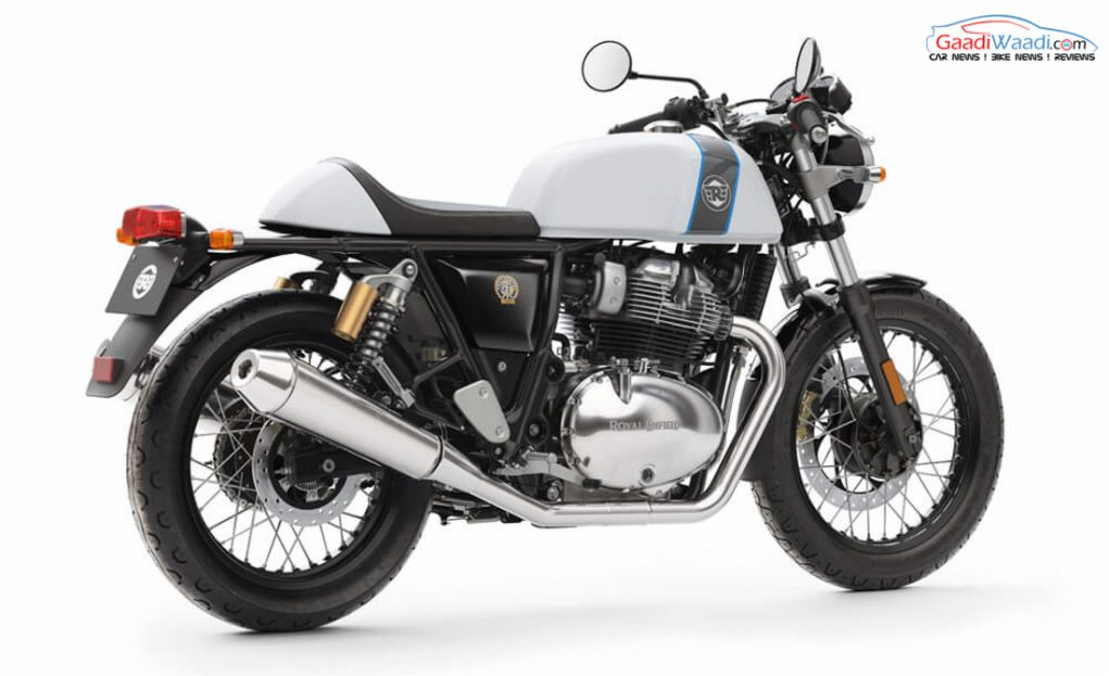 royal enfield interceptor GT650_