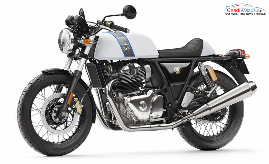 27royal Enfield Continental Gt 650