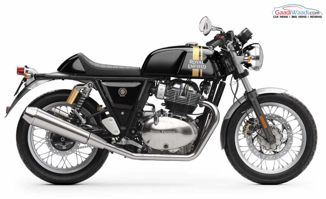 royal enfield continental gt 650cc launch price engine specs pics. Black Bedroom Furniture Sets. Home Design Ideas