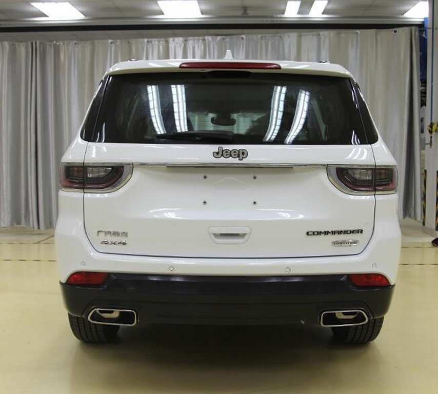 Jeep 7 Seater Suv Fortuner Rival Launch Expected Next Year Codenamed Low D