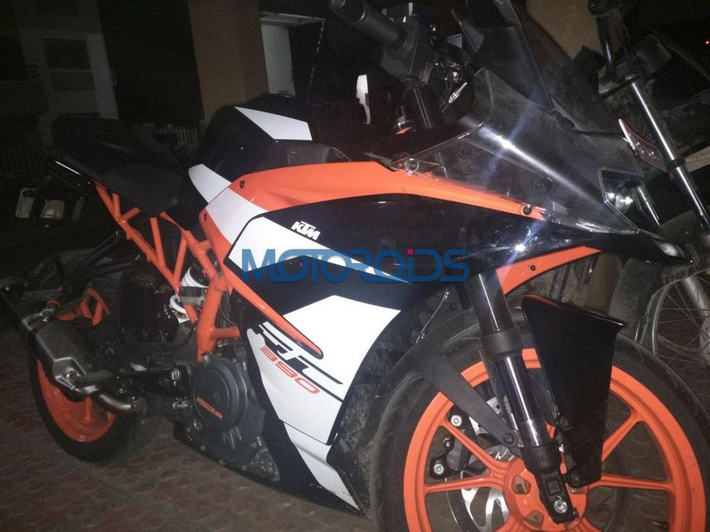 2018 ktm rc390 india launch price engine specs features mileage. Black Bedroom Furniture Sets. Home Design Ideas