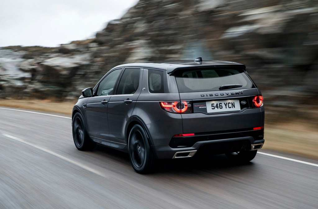 2018 land rover discovery sport launched in india price engine specs. Black Bedroom Furniture Sets. Home Design Ideas