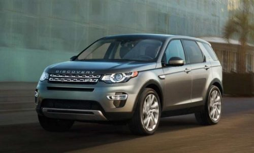 2018 Land Rover Discovery Sport Launched In India - Price, Engine, Specs, Features, Interior