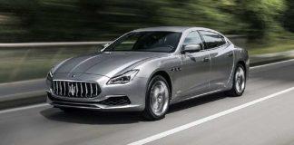 2018 Maserati Quattroporte GTS Launched In India - Price, Engine, Specs, Features, Interior
