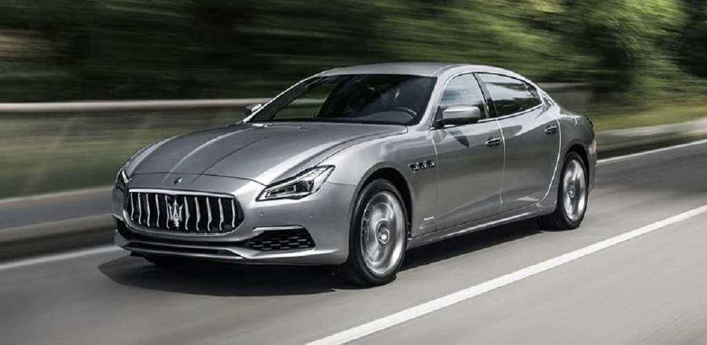 2018 Maserati Quattroporte Gts Launched In India Price Engine