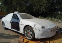 2018 Maserati Quattroporte India