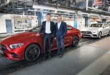 2018-Mercedes-Benz-CLS-Production-Commences-In-Germany