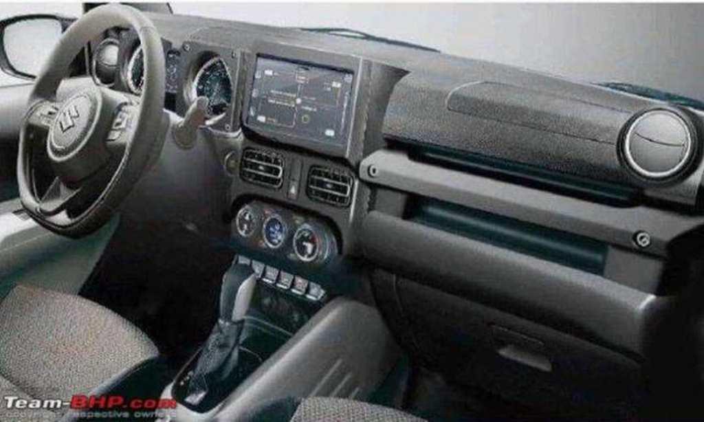 2018 Suzuki Jimny India Launch Price Engine Design