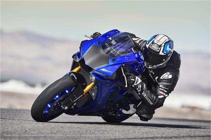 2018 Yamaha YZF-R1 Launched In India - Price, Engine, Specs, Features, Top Speed, Performance, Mileage