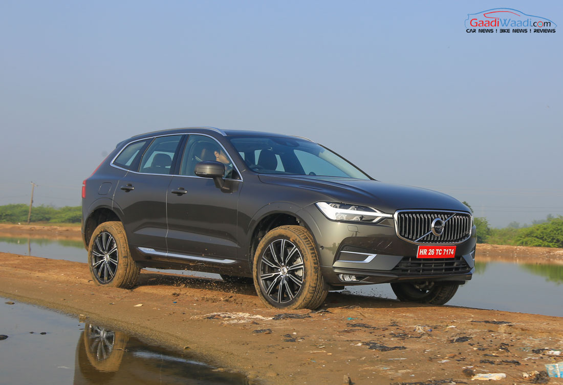 all new volvo xc60 d5 review a car with 39 always yes 39 attitude. Black Bedroom Furniture Sets. Home Design Ideas