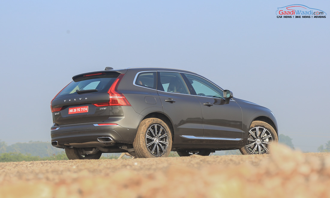 2018 volvo xc60 price engine specs features interior bookings review. Black Bedroom Furniture Sets. Home Design Ideas