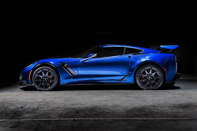 800 HP Genovation GXE Electric Sportscar Debuts At CES 2018 1